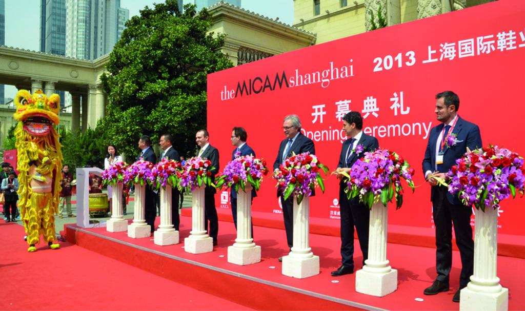 Micam Shanghai, presentazione 2013.04.09
