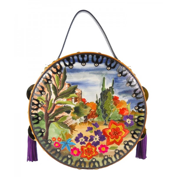 borsa-bag-braccialini-tema-tamburello-b8201