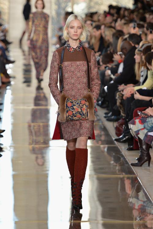 Tory Burch - Runway - Mercedes-Benz Fashion Week Fall 2014