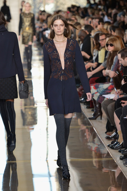 Tory Burch - Runway - Mercedes-Benz Fashion Week Fall 2014