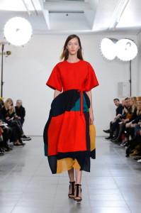 Issa: Runway - London Fashion Week AW14