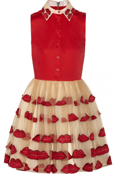 Romantic dress di Alice+Olivia.