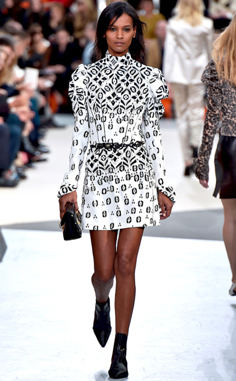 2015 paris fashion week Louis Vuitton (3)
