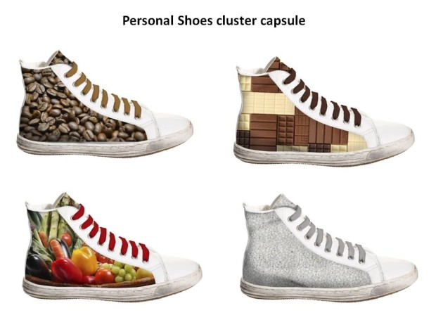 Personal Shoes cluster capsule
