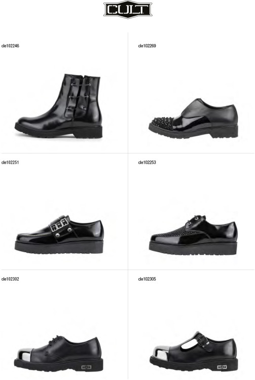 new style 67d98 3fb47 CULT FALL WINTER 2015/2016 BACK IN BLACK – Vanity News