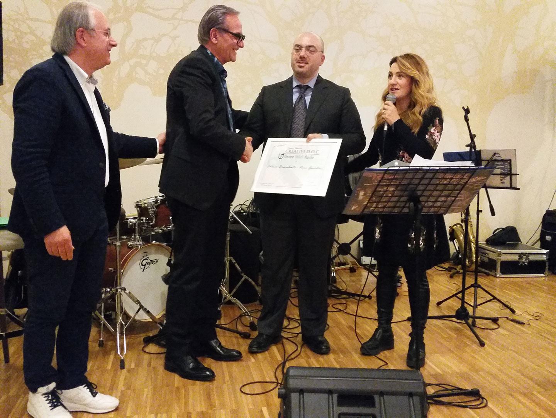 Premio creativi doc evento organizzato dall unione - Nero giardini monte san pietrangeli ...