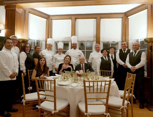 TASTE MARCHE EXPERIENCE: Cena di gala nella residenza dell'Ambasciatore d'Italia in Canada