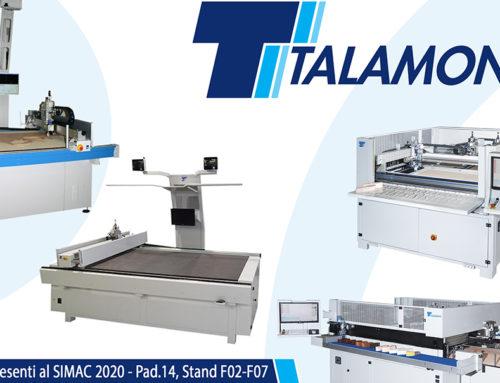 Talamonti srl presente al Simac 2020