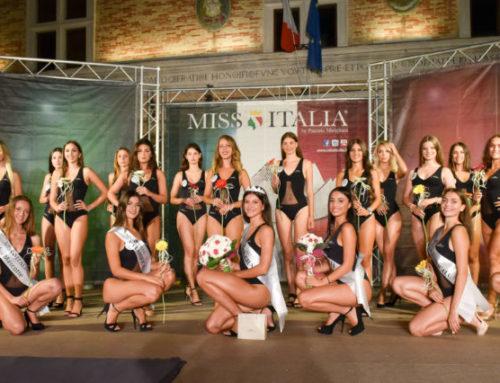 Selezione regionale Miss Italia 2020 – Monte San Giusto